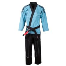 Tatami Inverted Aqua & Black BJJ Gi